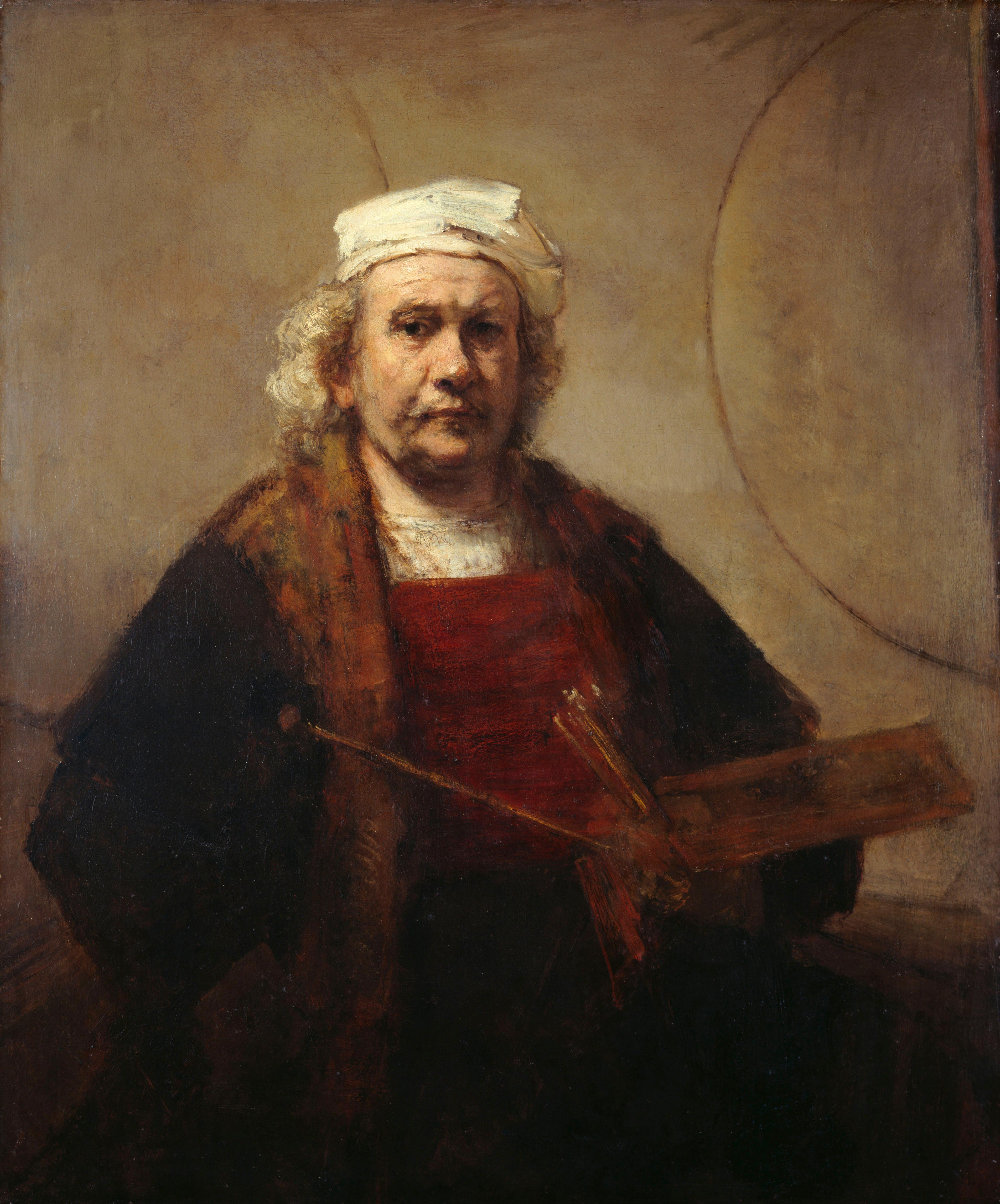 Rembrandt in Amsterdam