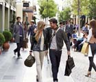Chic Outlet Shopping in Madrid
