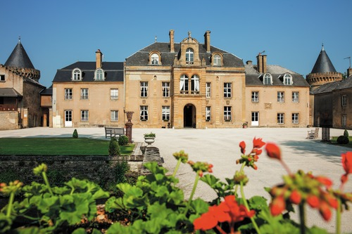chateau du faucon france