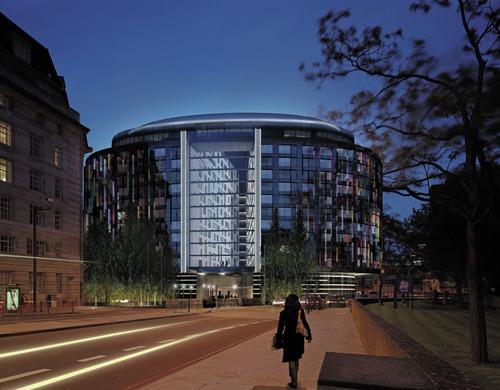 Transeurope - Verenigd Koninkrijk - Londen: reserveer hotel Park Plaza Westminster Bridge bij uw ...